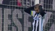 Danilo manca incredibilmente di testa l'appuntamento col goal contro il Verona