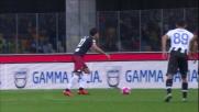 Perotti fa centro su rigore a Udine regalando il pareggio al Genoa