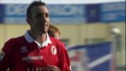 Con un sinistro super Parisi segna il goal del Bari a Parma