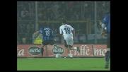 Montolivo firma il goal del 2-2 tra Atalanta e Cagliari