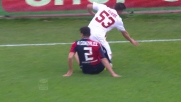 Totti inventa di prima intenzione a Cagliari