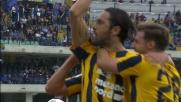 Goal di Toni su rigore nella sfida con il Torino