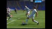 Migliaccio colpisce il pallone con la mano ed è rigore per la Lazio