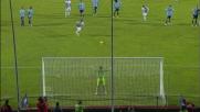 Calaio' batte anche Carrizo da calcio di rigore in Siena-Lazio
