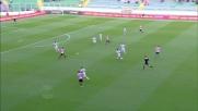 Quaison conclude in goal un'azione da manuale del Palermo
