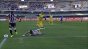 Maicosuel non perdona gli errori del Chievo e segna il goal del vantaggio