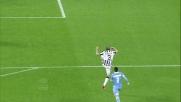 Il disimpegno di Chiellini si trasforma in un assist per Felipe Anderson
