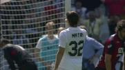 Il goal di Matri risolleva la Juventus: è il momentaneo 2-2 col Genoa