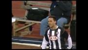 Di Michele regala il goal del pareggio all'Udinese