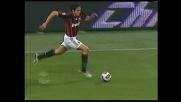 Kakà in campo aperto sfrutta la sua velocità contro il Palermo