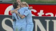 Farnerud chiude con un goal in pallonetto il contropiede del Torino