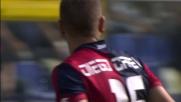 La punizione di Capel fa sussultare Marassi contro il Milan