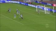 Pjaca cerca il goal di classe, ma Marchetti non si fa ingannare e para il tiro