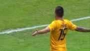 Al Dall'Ara strepitoso goal di Iturbe contro il Bologna
