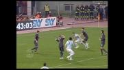 Pandev trattenuto in area: è rigore per la Lazio con la Reggina