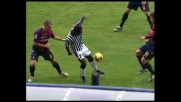 Asamoah, numero sul fallo laterale contro il Bologna