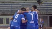 Barba segna il suo primo goal in serie A contro la Lazio