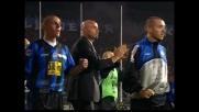 Ventola segna di testa a porta vuota e riporta in vantaggio l'Atalanta contro il Cagliari