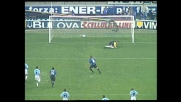 Goal su rigore di Ronaldo che vale l'1-1 tra Inter e Lazio
