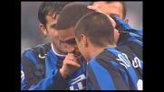 Con il sinistro Adriano fulmina il Messina e trova il suo secondo goal personale