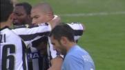 Di Natale segna su rigore il goal dell'1-0 contro il Napoli