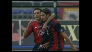 Goal su punizione di Conti: il Cagliari si riporta in parità contro l'Udinese