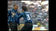 Ronaldo segna su punizione, l'Inter beffa l'Udinese