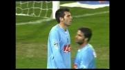 Domizzi atterra Borriello, rosso diretto e calcio di rigore al Genoa