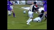 Muntari accorcia sulla Fiorentina con un goal da terra