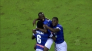 Il secondo goal di Fofana chiude il match a Palermo