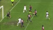 Un goal facile facile per Icardi contro il Cagliari