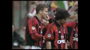 Bierhoff segna al Piacenza con un pallonetto di testa