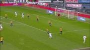Gollini con un volo plastico nega il goal a Eder in Verona-Inter