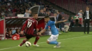 Bocchetti perde palla ingenuamente a Napoli