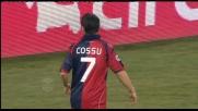 Sinistro alto, Cossu manca il goal in casa Udinese