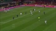 Eto'o implacabile in area di rigore porta in vantaggio l'Inter