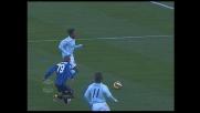 Coppola travolge Manfredini: la Lazio conquista il calcio di rigore
