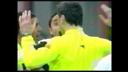 Zapata arpiona Cruz: fallo ed espulsione per l'Udinese