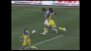 Yepes travolge Quagliarella: calcio di rigore solare per l'Udinese