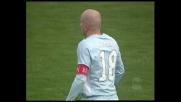 Rocchi, diagonale vincente per il goal della Lazio