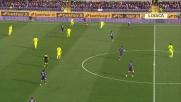 Zarate si diletta con doppio passo e giocate di suola contro l'Hellas Verona