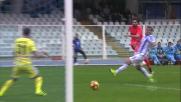 Saponara, goal e lacrime contro il Pescara