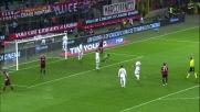 Stekelenburg respinge il piazzato di Ibrahimovic in Milan-Roma
