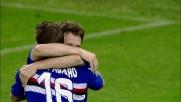 L'opportunismo di Campagnaro permette alla Sampdoria di pareggiare col Genoa