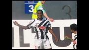 La doppietta di Gyan Asamoah riporta in vantaggio l'Udinese