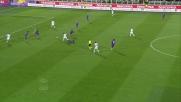 Il goal di Antonini riporta in vantaggio il Genoa a Firenze