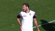 Giorgi in ritardo su Ekdal, rigore per il Cagliari