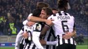 Tevez condanna la Lazio con un goal da fuori area