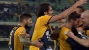 Il secondo goal di Toni vale una doppietta che manda k.o. il Napoli