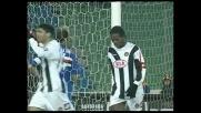 Castellini sbaglia porta, 2-0 dell'Udinese sulla Sampdoria